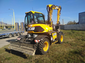 HYDRADIG HD 110WT T4   with low working hours